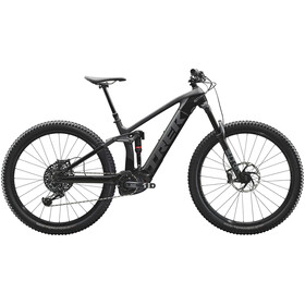 Trek Rail 9.8 matte raw carbon/gloss trek black